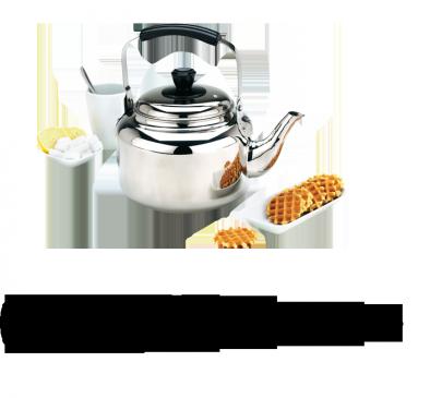 4.2-qt Tea Kettle