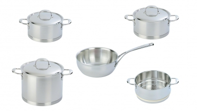 Cookware Set, 5 pcs.