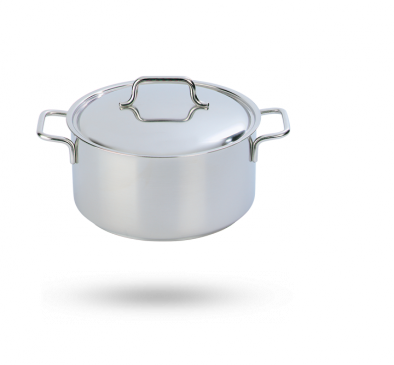 Stew pot with lid