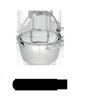 Maslin Pan