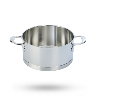 Stew pot without lid