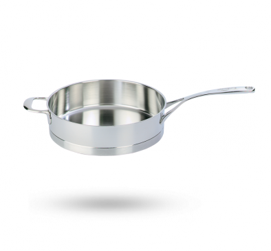 Sauce pan without lid, low