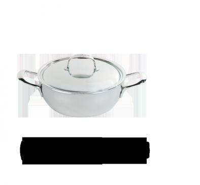 Simmering pan