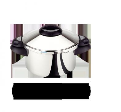 Pressure cooker, 4 l