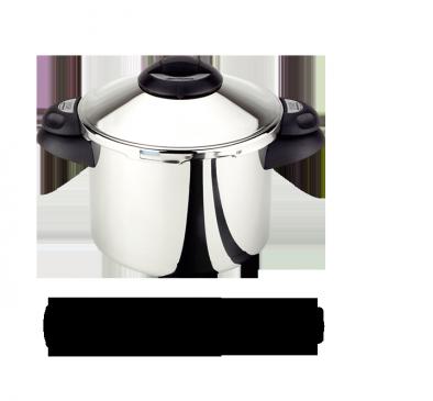Pressure cooker, 6 l