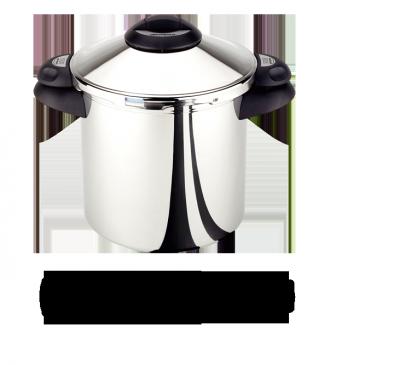 Pressure cooker, 8 l
