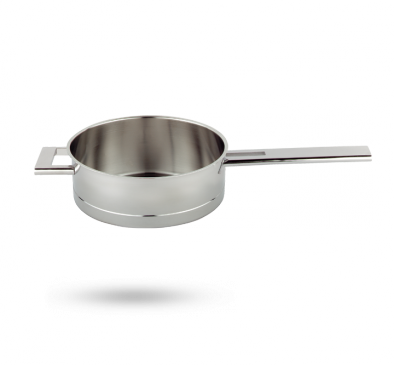 Shallow Saucepan Without Lid