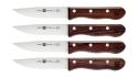 Steakhouse 4-pc Steak Knife Set with Storage case
