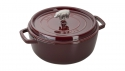 Cochon Shallow Wide Round Cocotte
