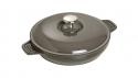 Round Covered Baking Dish