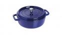 Shallow Wide Round Cocotte