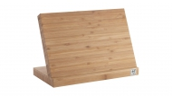 Messenblok, bamboe - magneet