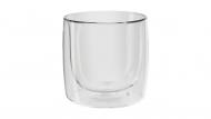 Dubbelwandig whiskeyglas