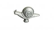 Bouton escargot