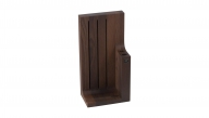 3-pc Magnetic Upright Knife Block