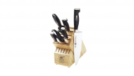 FOUR STAR II 7-pc Knife Block Set