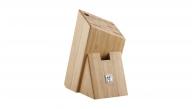 Messenblok, bamboe
