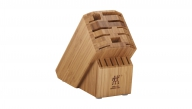 Pro Bamboo 16-slot Knife Block