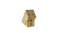 10-slot Bamboo Knife Block