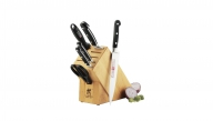 "Pro ""S"" 7-pc Knife Block Set"