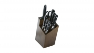 Pro 9-pc Knife Block Set