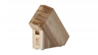 Rubberwood Studio 6-slot Knife Block
