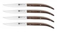 Jeux de couteaux à steak, 4 pièces