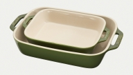 2-pc Rectangular Baking Dish Set