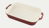 Rustic Rectangular Baking Dish