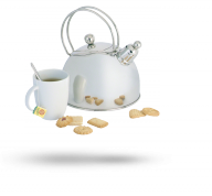 2.6-qt Whistling Tea Kettle