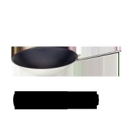 ControlInduc wok, Duraslide Ultra, ronde bodem
