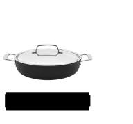 Alu Pro lage kookpot met deksel