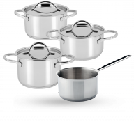 Mini set de cuisson, 4 pièces