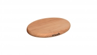 Oval Magnetic Wood Trivet
