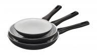 3-pc Fry Pan Set