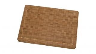 Tabla de cortar mediana de bambú