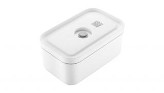 Medium Rectangular Plastic Vacuum Lunch Box