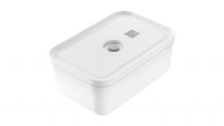 Large Rectangular Plastic Vacuum Lunch Box