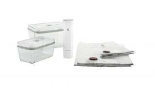 7 Piece Glass Vacuum Starter Set Medium/Large