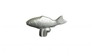 Fish Lid Knob