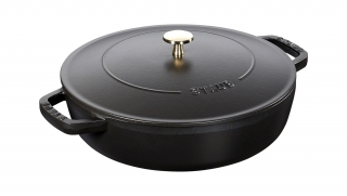 Universal pan with Chistera lid