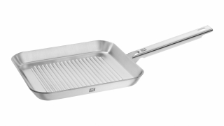 24cm Square Stainless Steel Grill Pan