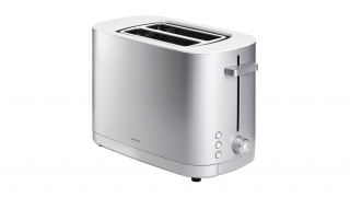 2 Slot Toaster Silver