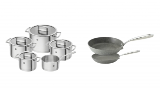 Zwilling Cookware set, 5 pcs. | ZWILLING® Vitality | 5-pc