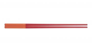 chopsticks 1 pair set, red