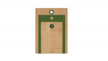 カッティングボード3Pセット グリーン