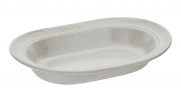 25cm Ceramic Oval Bowl