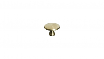 Medium Brass Lid Knob