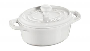 Mini Cocotte ovalada cerámica