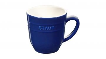 Taza 350 ml, azul oscuro